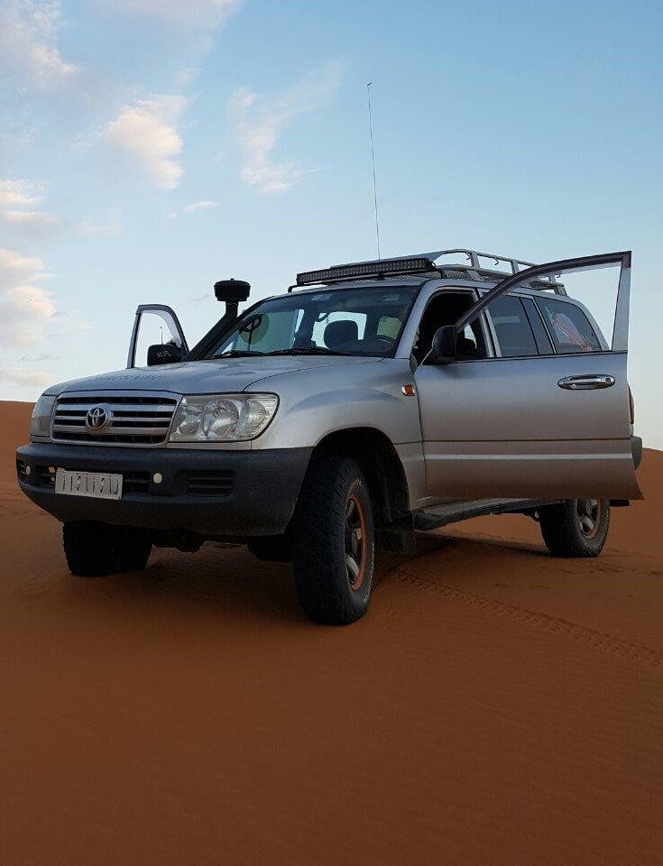 So Morocco Tour Car