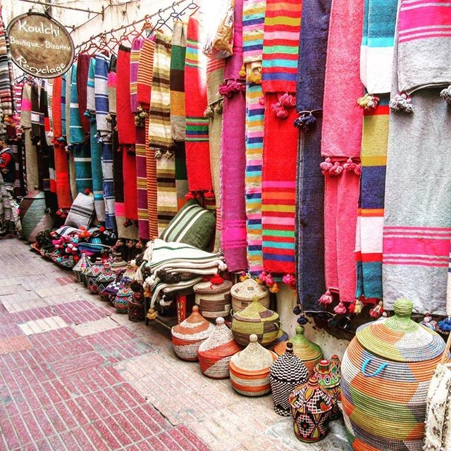 Rugs in Marrakech | So Morocco Tour Blog