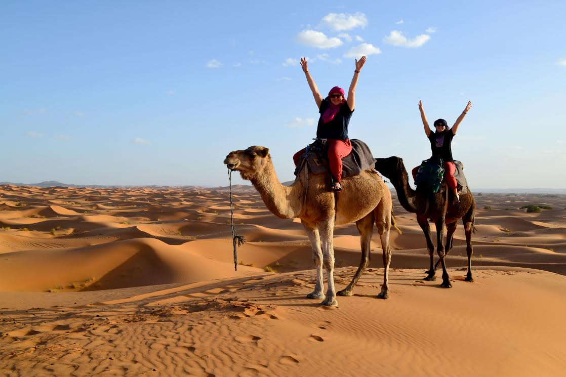 camelgirls Morocco | So Morocco