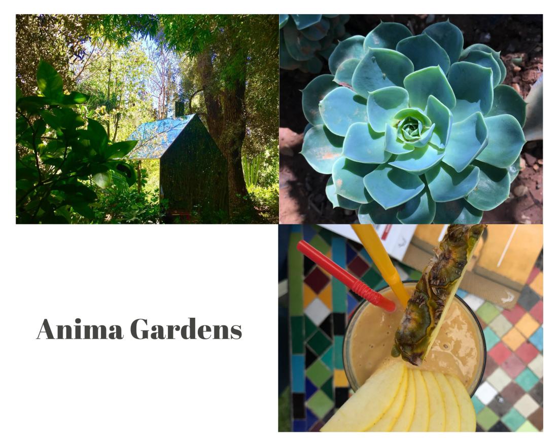 Anima  Gardens Collage