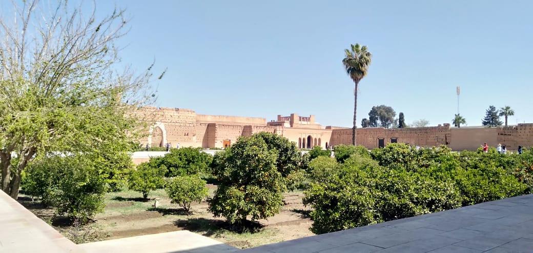 Palais Badii in Marrakech