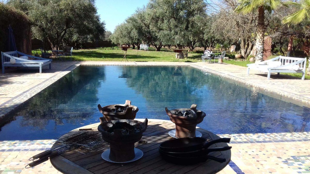 Ourika Organic Kitchen and Garden
