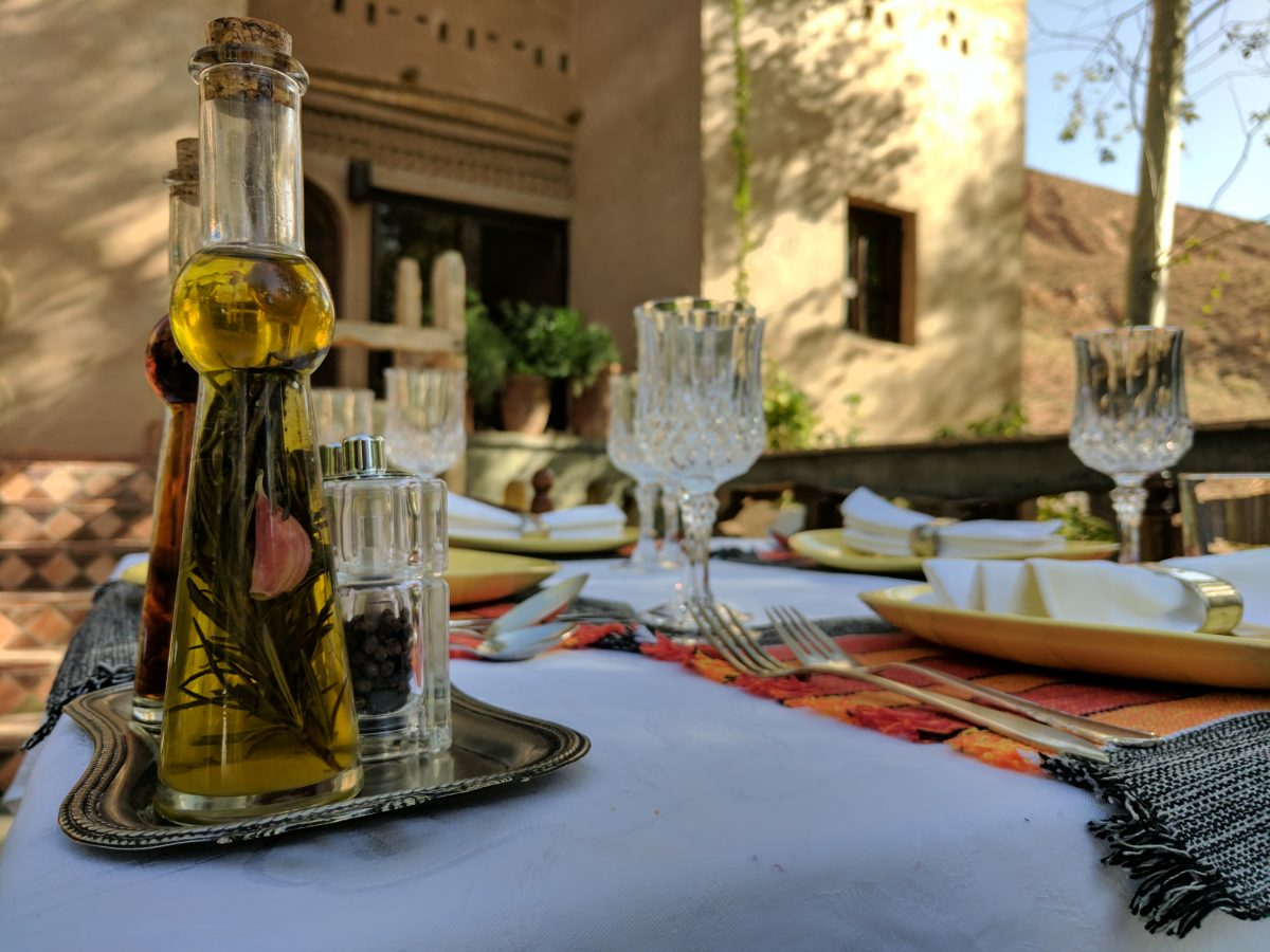 Berber Palace | So Morocco Cooking Tour