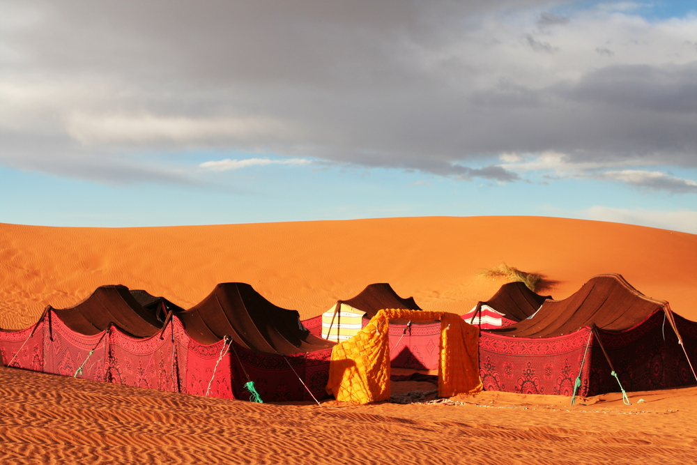 Desert Camp Last Minute Morocco Tour