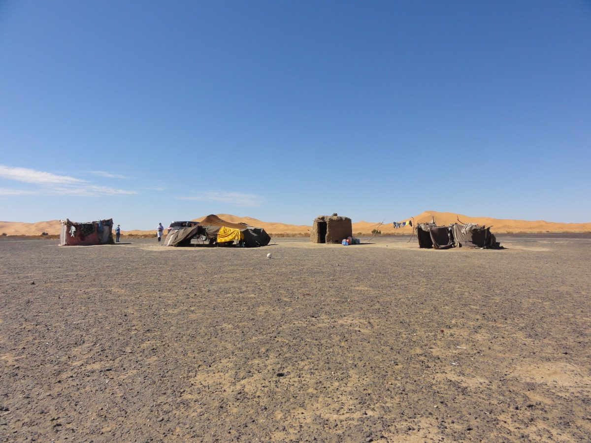 Morocco Road Trip - Nomads