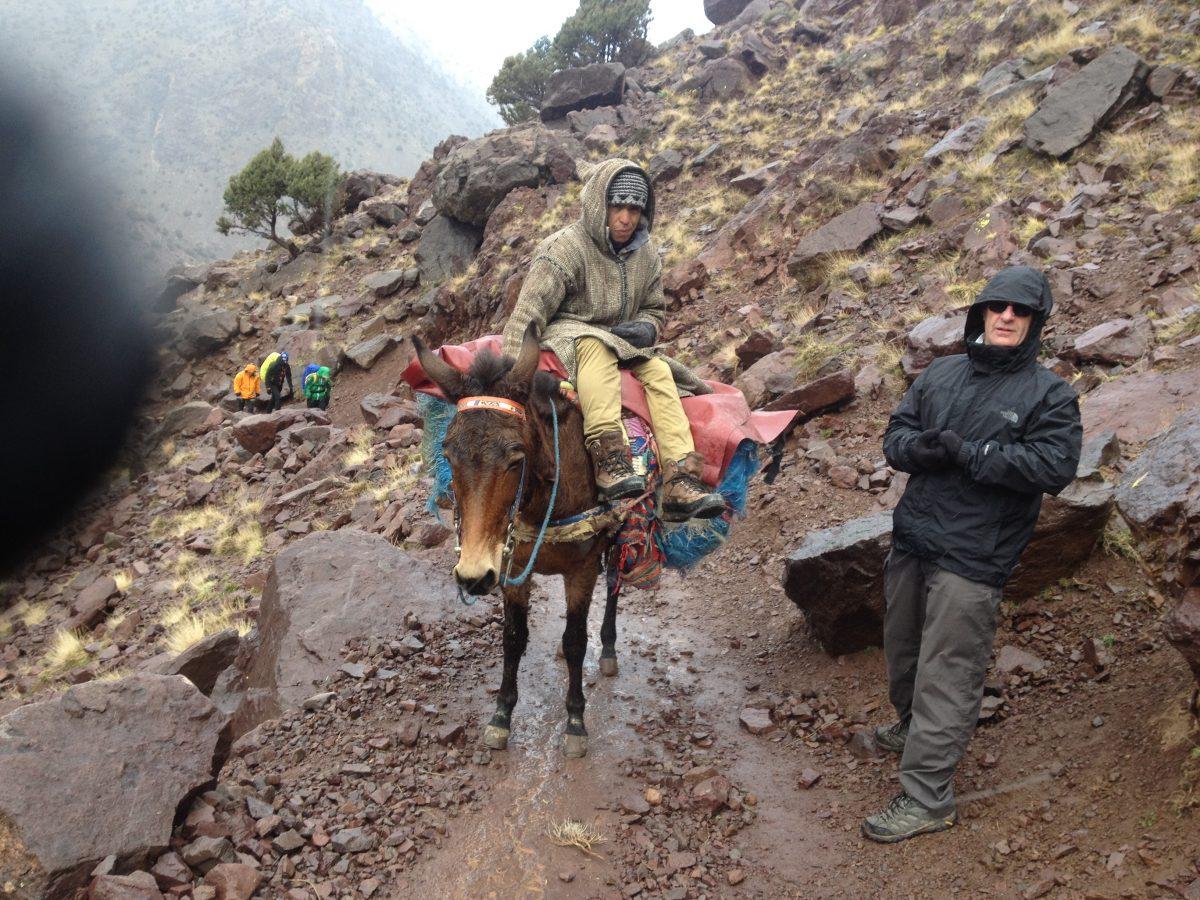 Morocco Road Trip - Toubkal National Park