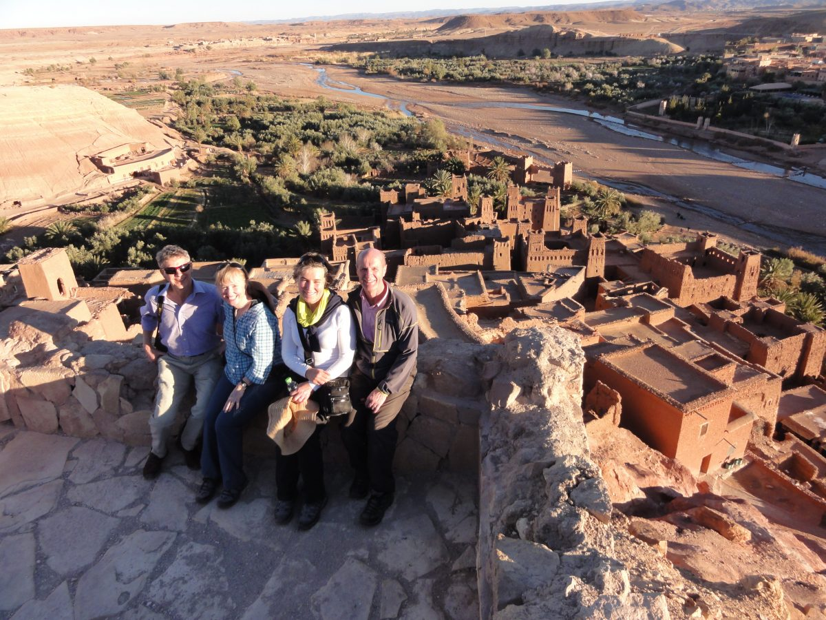 Morocco Road Trip - Ait Ben Haddou