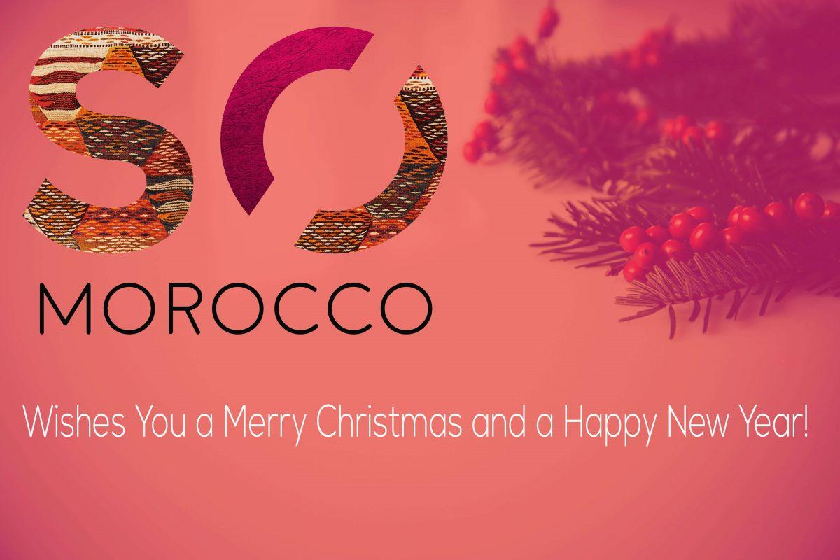 Christmas in Morocco | So Morocco Xmas Card