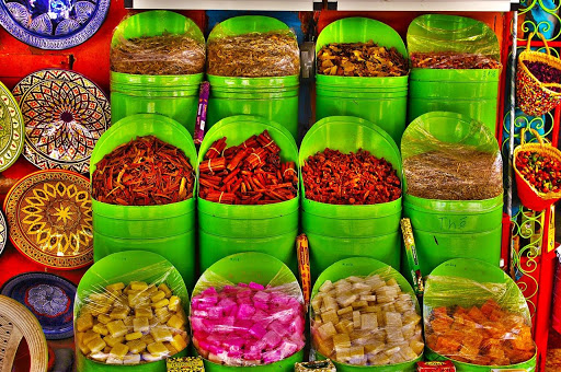 Spices and solid perfumes | Negotiation
