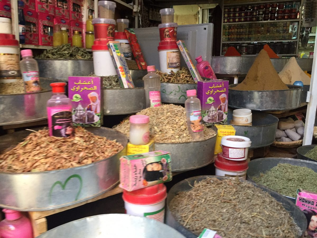 The Perfect Moroccan Tour Company - Souk