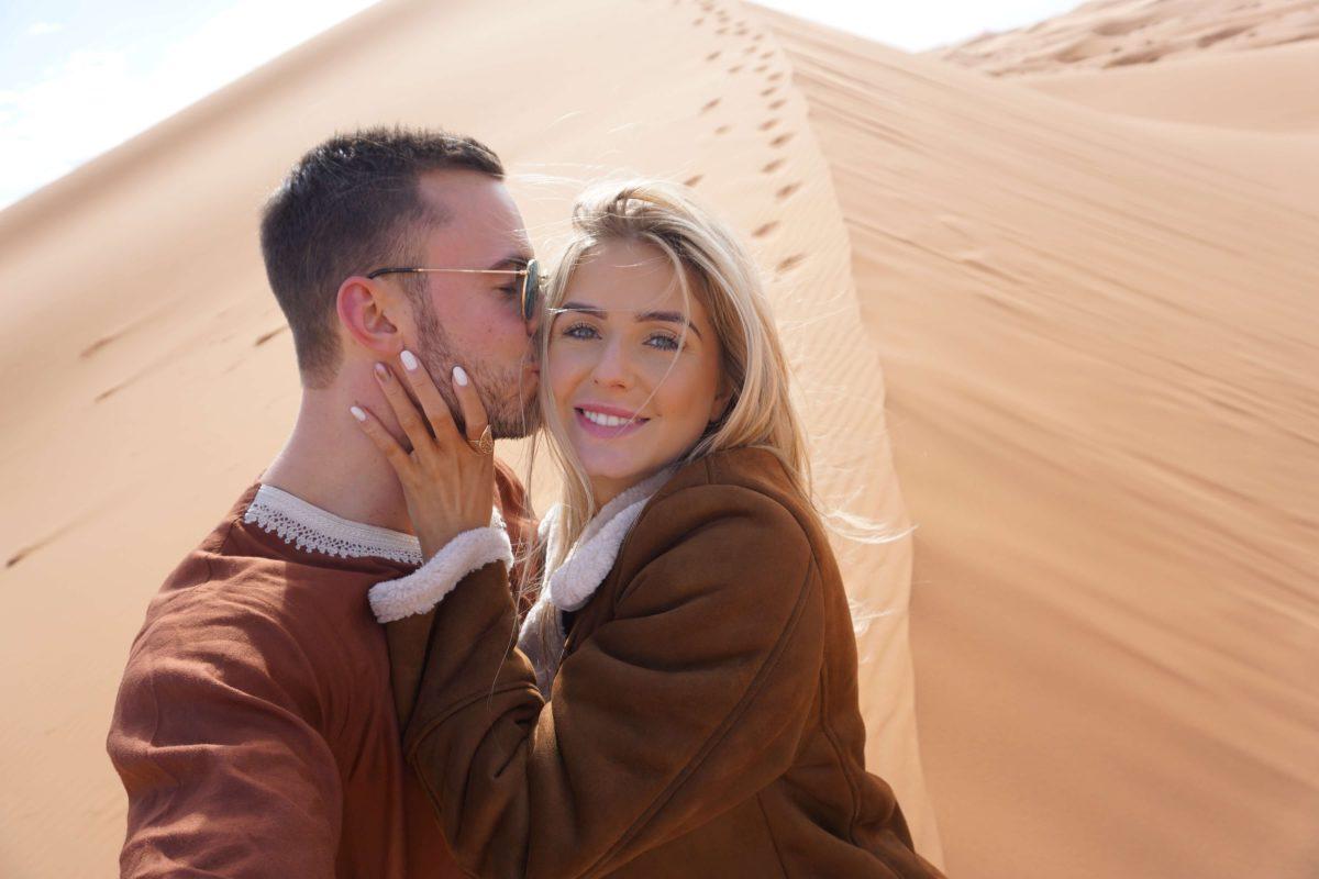 Xmas in Moroccan Desert