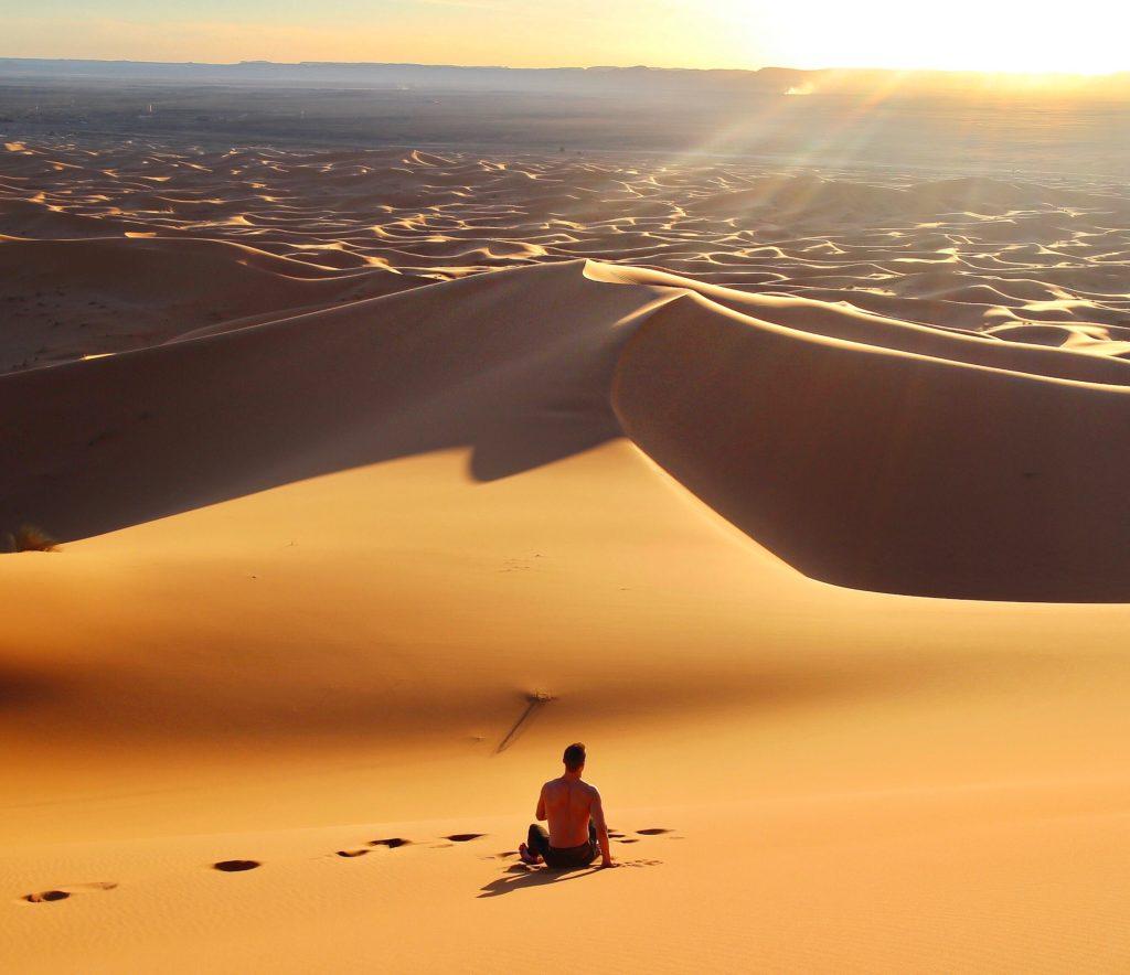 desert sunset 2 | So Morocco