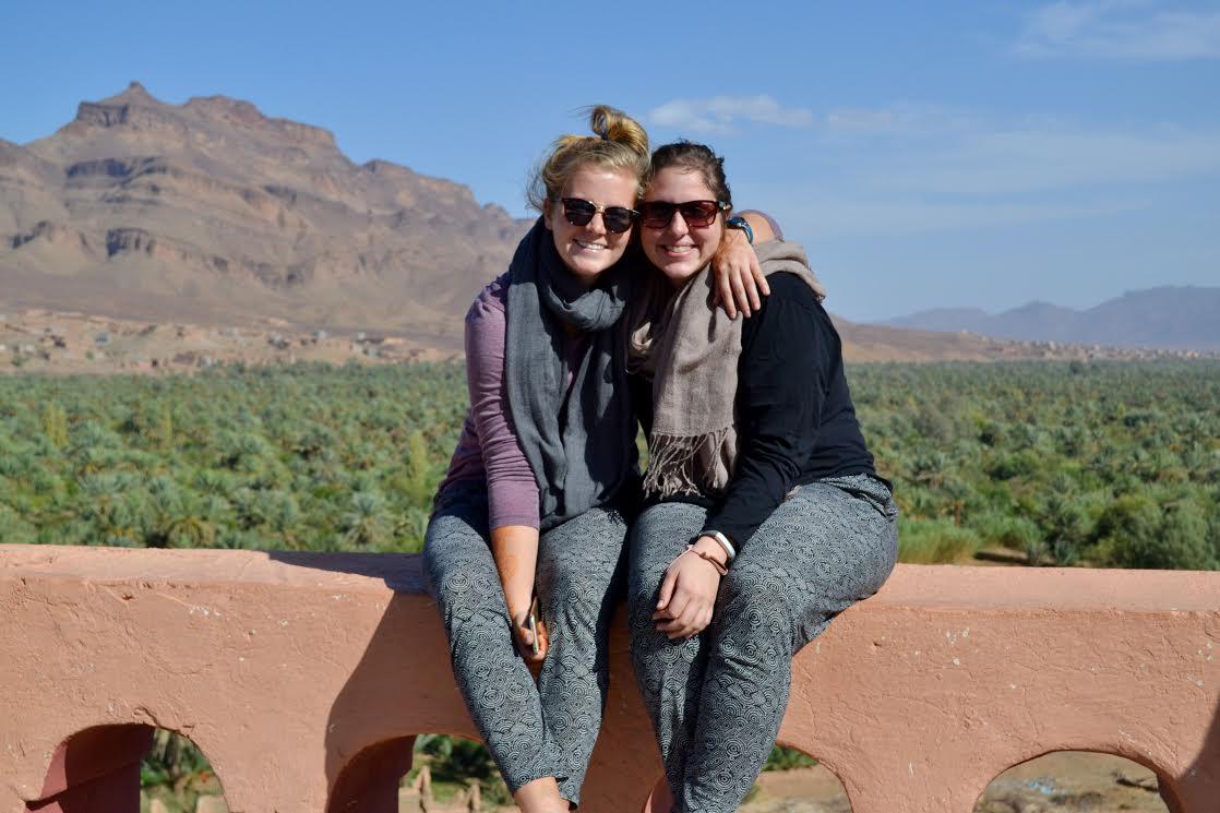 girls in Morocco   So Morocco Desert Tour Blog