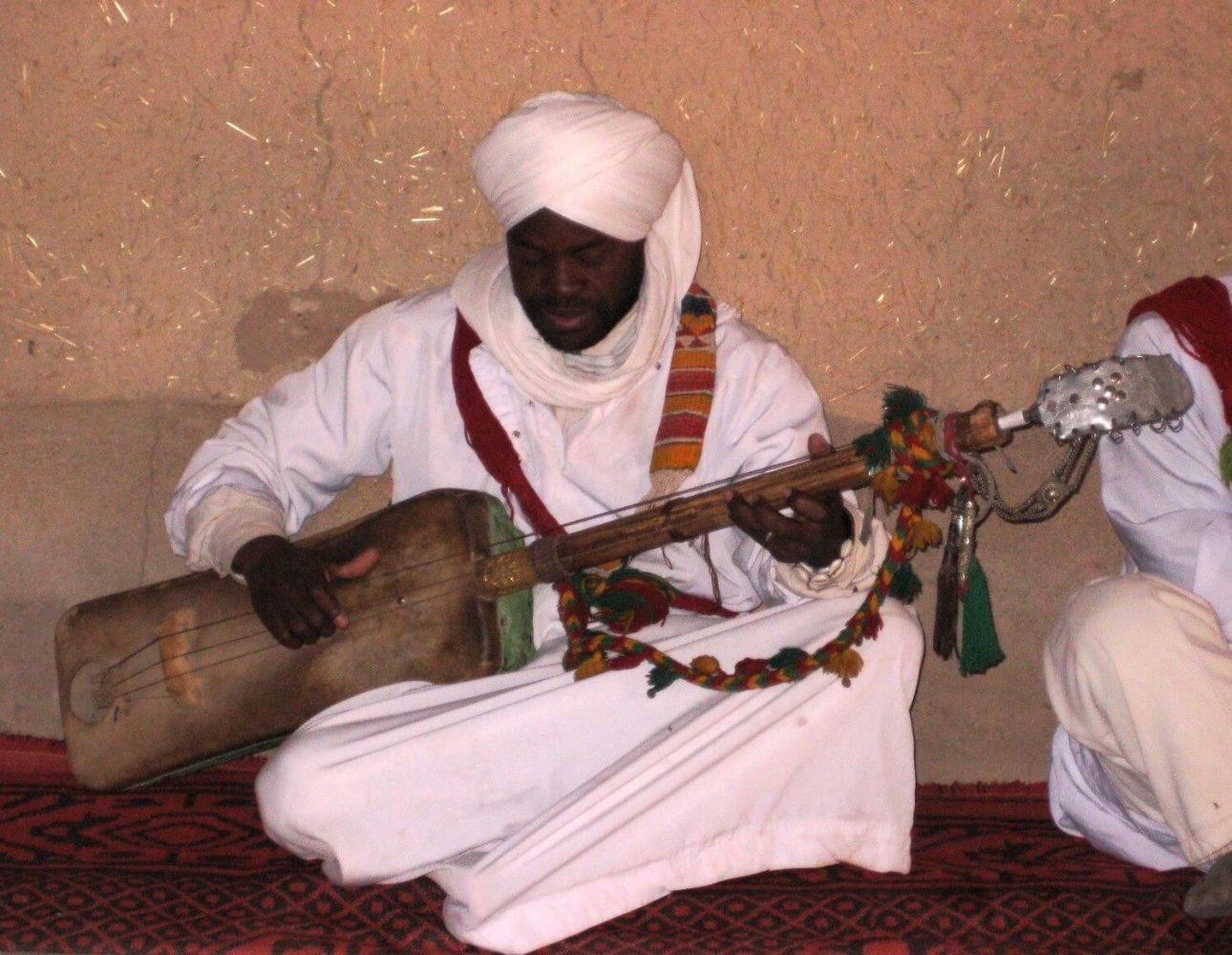 Gnaoua / Gnawa in Khamlia