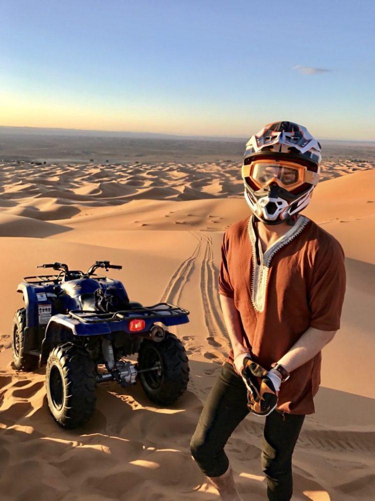 quad bikes | So Morocco
