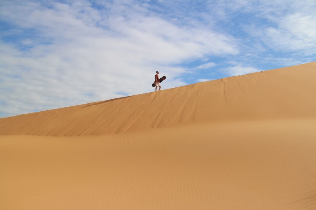 sandboarding | So Morocco