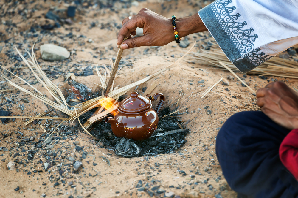 tea in the desert | So Morocco