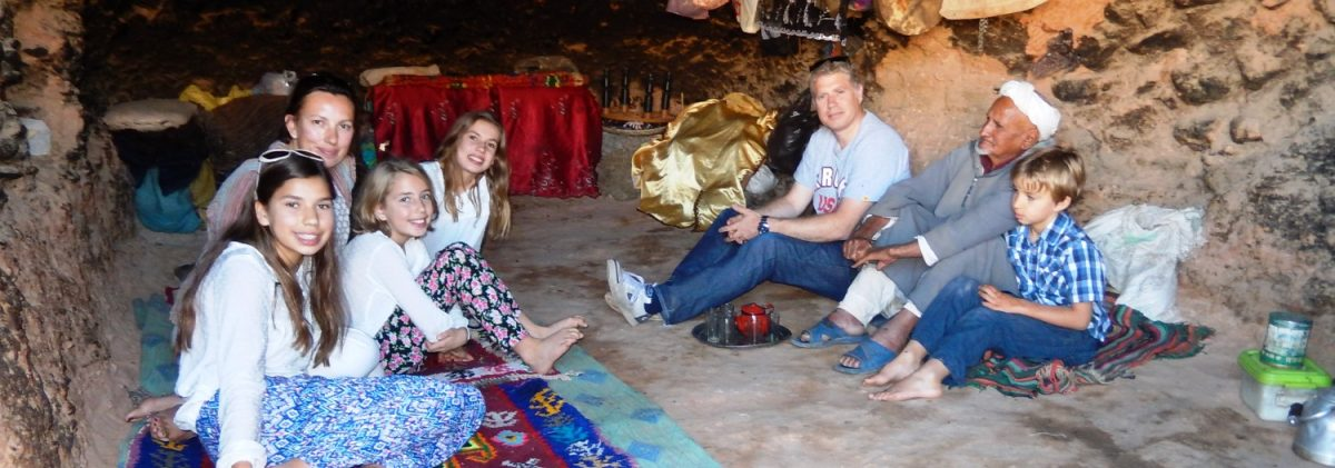 tea with nomads | so morocco