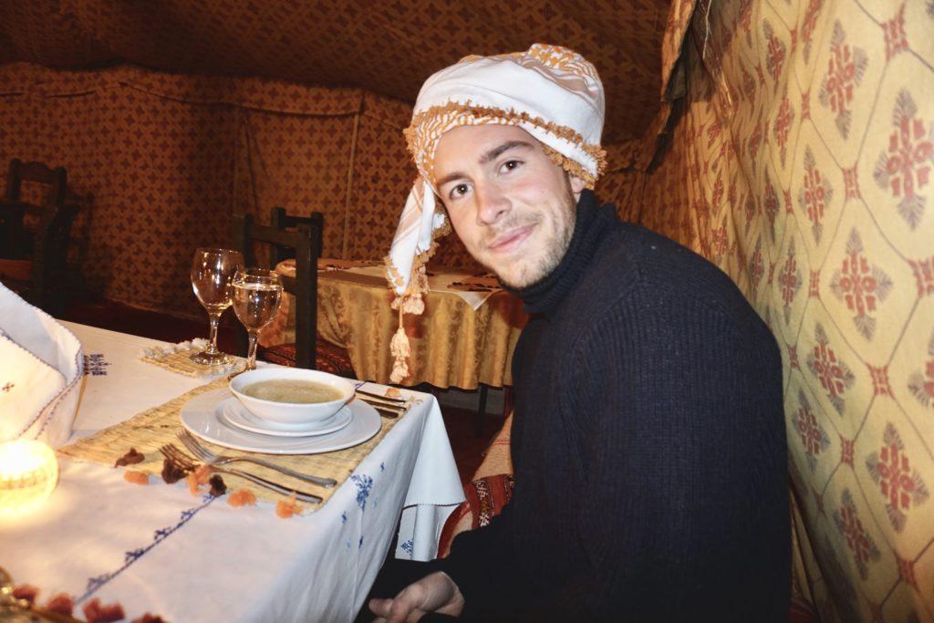 Desert Camp Restaurant | So Morocco