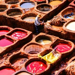 tannery fez complete so morocco tour
