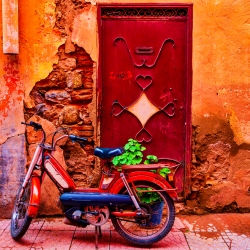 Marrakech Scooter So Morocco 3 day tour